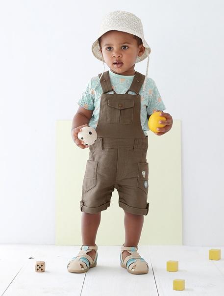 """Babymode-Lookbook Babys-Outfit """"Kleiner Entdecker"""""""
