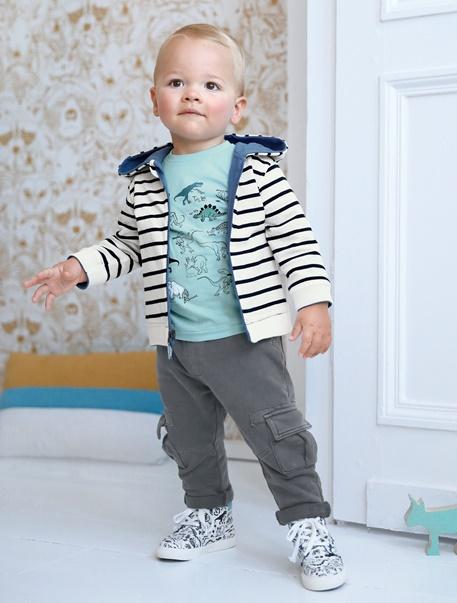 """Babymode-Lookbook Babys-Outfit """"Kleiner Matrose"""""""