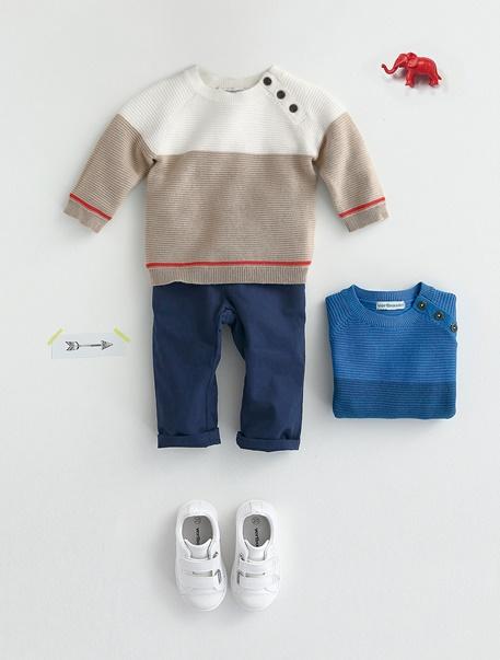"Babymode-Lookbook Babys-Outfit ""Kleiner Racker"""