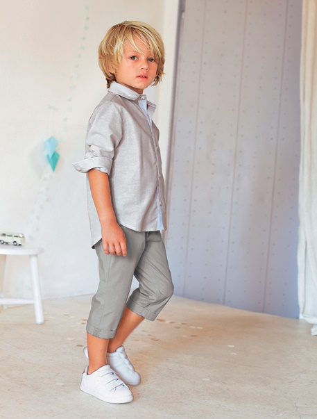 "Jungenkleidung-Lookbook-Outfit ""Cool & festlich"""