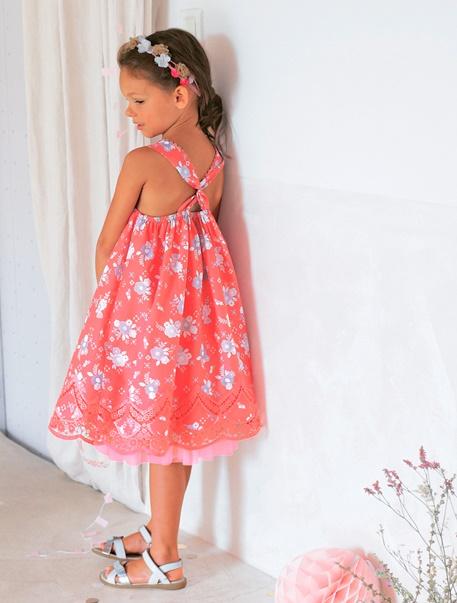 """Maedchenkleidung-Lookbook-Outfit """"Blütenprinzessin"""""""