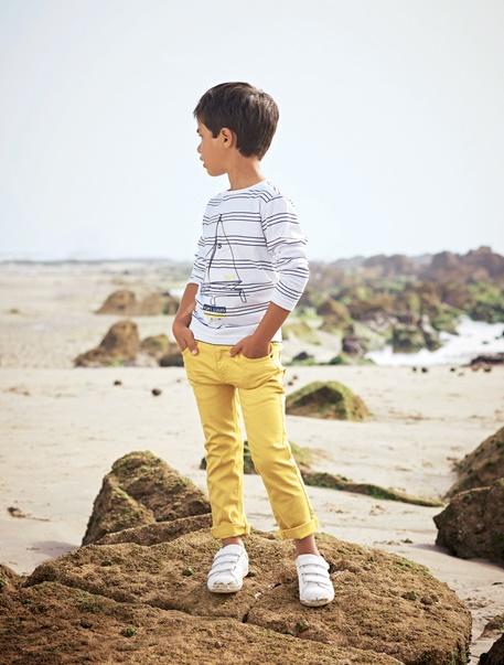 """Jungenkleidung-Lookbook-Outfit """"Marine-Club"""""""