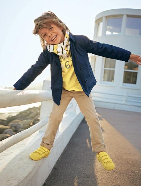 """Jungenkleidung-Lookbook-Outfit """"Segelfan"""""""