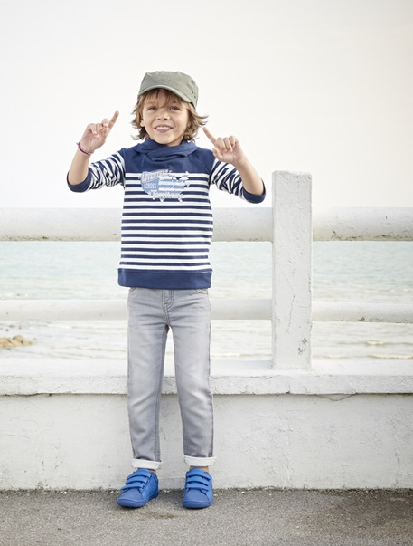 "Jungenkleidung-Lookbook-Outfit ""Strandräuber"""