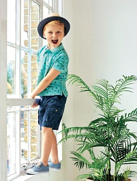 """Jungenkleidung-Lookbook-Outfit """"Frechdachs"""""""