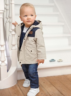 "Babymode-Lookbook Babys-Outfit ""Kleiner City-Boy"""