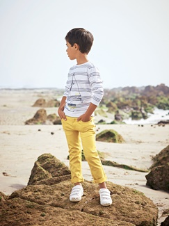 "Jungenkleidung-Lookbook-Outfit ""Marine-Club"""