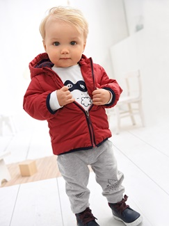 "Babymode-Lookbook Babys-Outfit ""Bequem im Winter"""