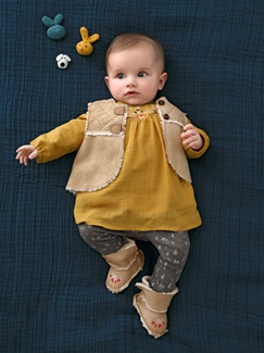 "Babymode-Outfit ""Herbstzauber"""