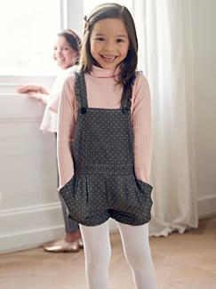 "Maedchenkleidung-Lookbook-Outfit ""Sweet Little Girl"""