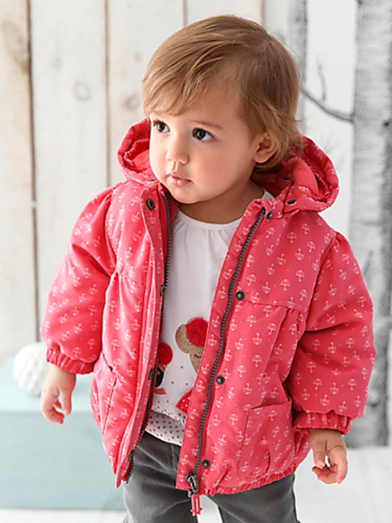 "Babymode-Lookbook Babys-Outfit ""Winter 3-in-1"""