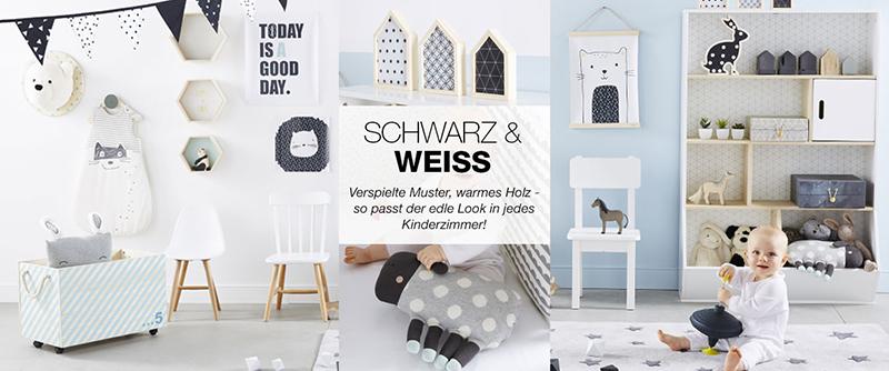 Schwarz & weiss