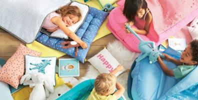 Kinder Schlafsack-Sets