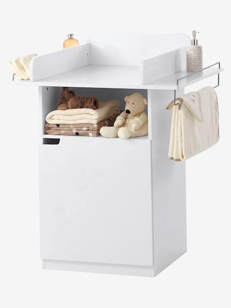 vertbaudet wickeltisch babyspace in wei. Black Bedroom Furniture Sets. Home Design Ideas