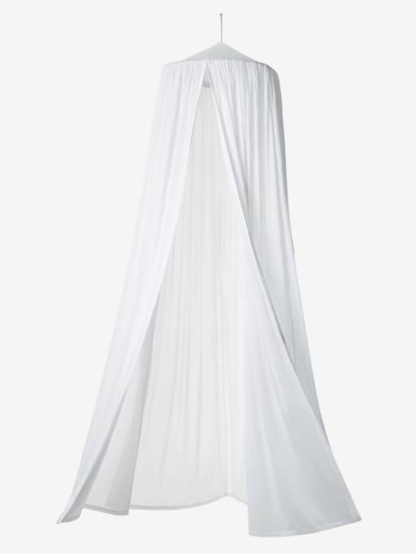 Himmelbett vorhang kinder  Vertbaudet Betthimmel für Kinder in weiß