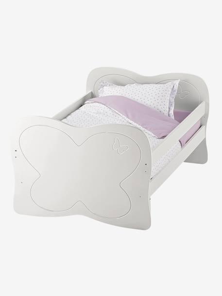 Schmetterling Am Kinderbett : vertbaudet mitwachsendes kinderbett schmetterling in rosa ~ Lizthompson.info Haus und Dekorationen