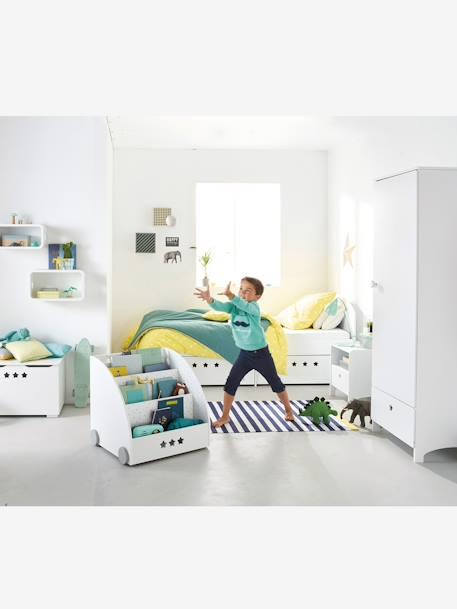 """vertbaudet nachttisch """"sirius"""" für kinderzimmer in grau, Hause deko"""