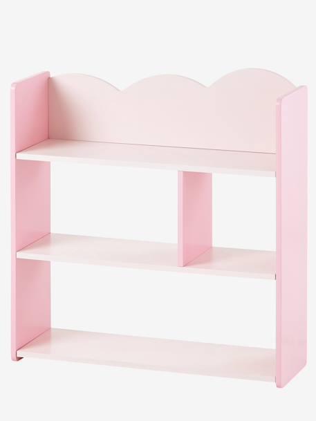 vertbaudet regal für kinderzimmer in rosa, Hause deko
