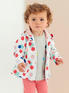 Babymode-Lookbook Babys-Outfit – Buntes Confetti