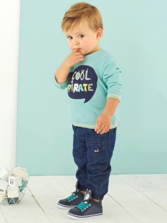 Babymode-Lookbook Babys-Outfit – Cooler Pirat