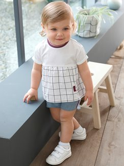 Babymode-Lookbook Babys-Outfit – Sporty casual