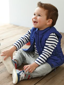 Babymode-Lookbook Babys-Outfit – Cool Boy