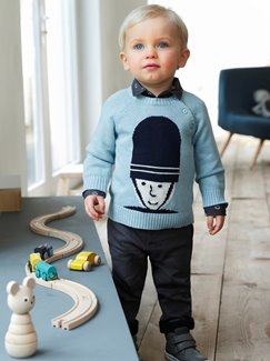 Babymode-Lookbook Babys-Outfit – Little London Boy