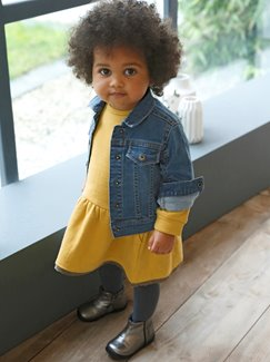 Babymode-Lookbook Babys-Outfit – Hello yellow!