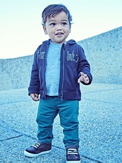 Babymode-Lookbook Babys-Outfit – Sweet little boy
