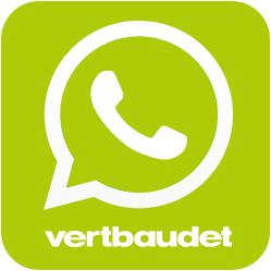 Vertbaudet WhatsApp