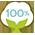100 Prozent Baumwolle NEU