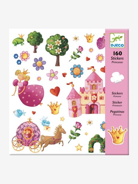 Djeco Sticker Set Prinzessin Marguerite Djeco In Mehrfarbig