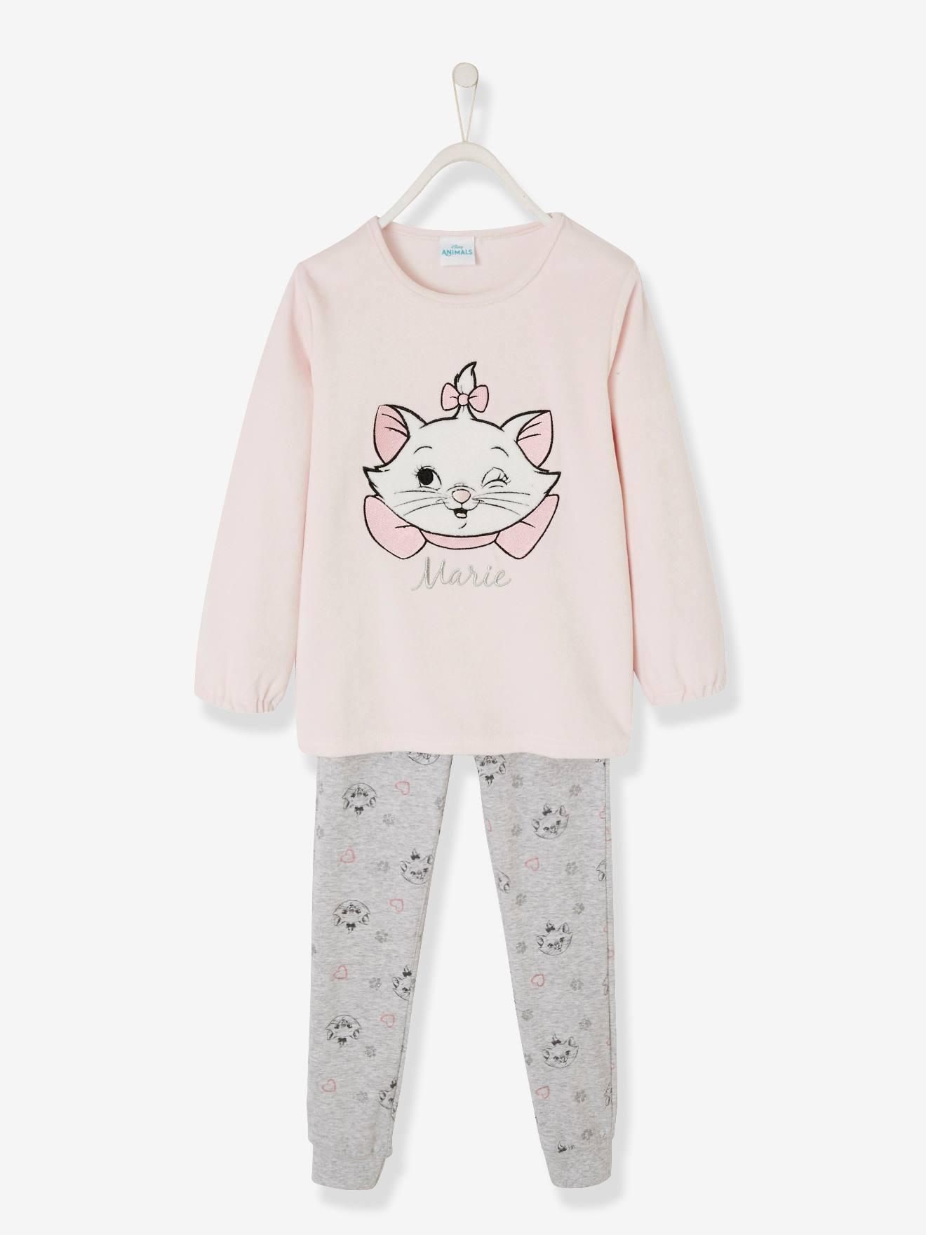 Disney M/ädchen Aristocats Schlafanzug