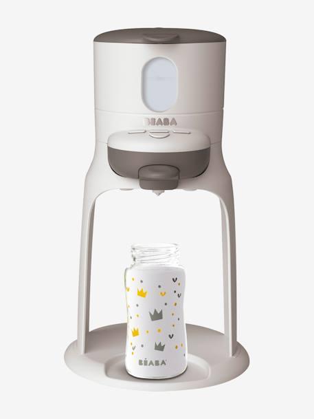 Artikel klicken und genauer betrachten! - Hungrige Babys sollte man nicht warten lassen. In diesem Flaschenwärmer von BEABA ist eine kleine Babyflasche schon in einer halben Minute fertig! Das schicke Gerät funktioniert auf Knopfdruck, so kannst du dein ungeduldiges Kind sicher auf dem Arm halten. Auch als Babykost-Wärmer macht sich der Bib'Expresso verdient. Modern, praktisch, kinderleicht! | im Online Shop kaufen