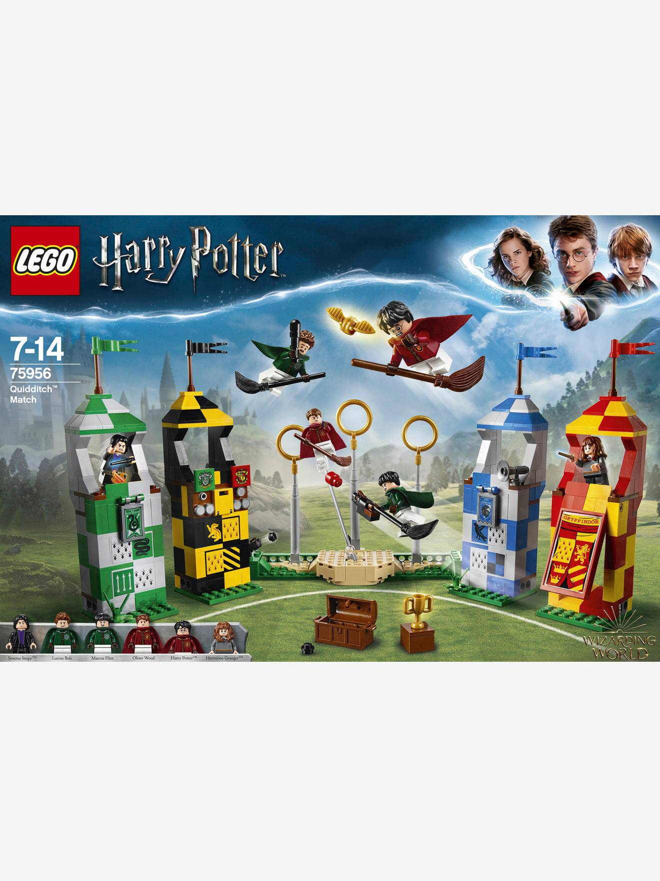 "Lego Duplo LEGO® Harry Potter™ 75956 ""Quidditch™ Turnier"