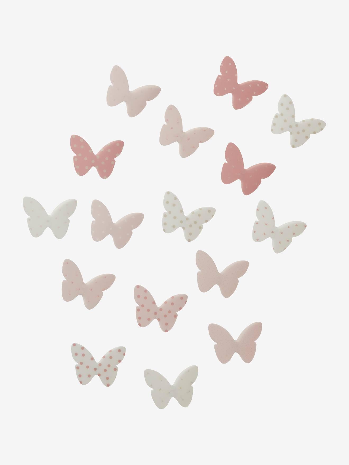14er Set Deko Schmetterlinge
