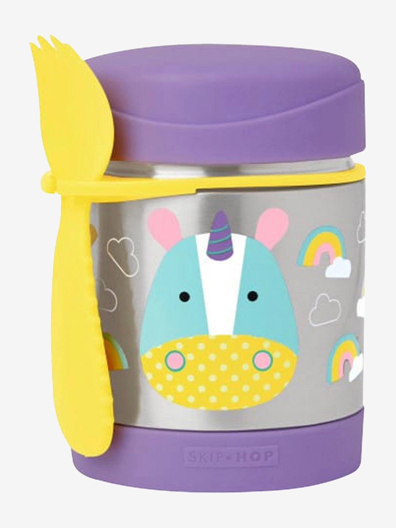 Skip Hop Zoo Thermobehälter mit Gabel SKIP HOP® in mehrfarbigeinhorn