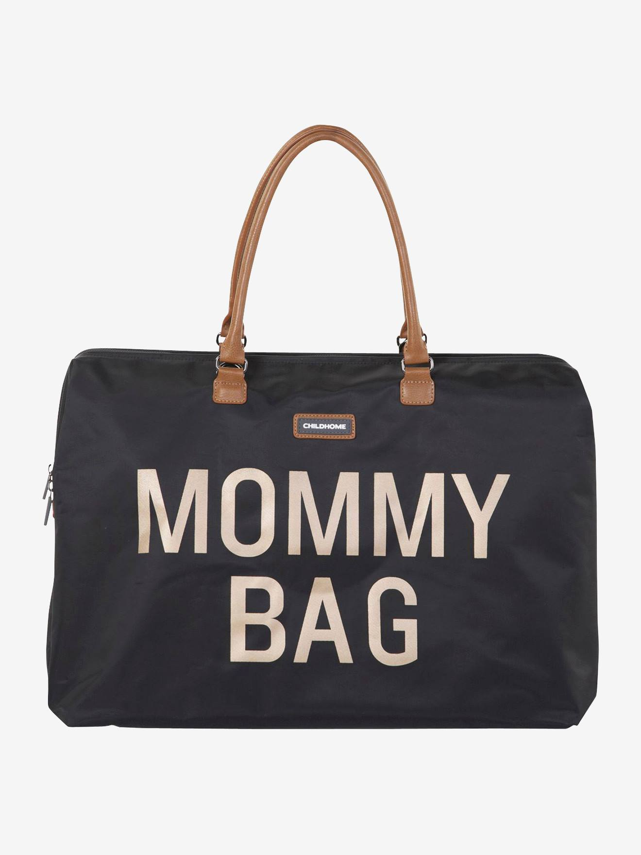 """Große Wickeltasche """"Mommy Bag"""" CHILDHOME schwarz"""