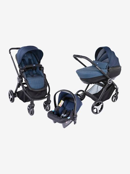 "Kombibuggy ""Trio Best Friend Comfort' CHICCO® - beige+oxford+stone - 9"