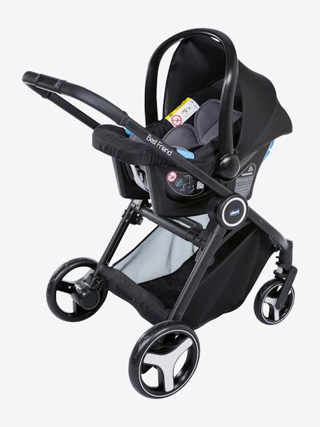 "Kombibuggy ""Trio Best Friend Comfort' CHICCO® - beige+oxford+stone - 21"