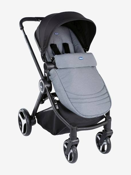 "Kombibuggy ""Trio Best Friend Comfort' CHICCO® - beige+oxford+stone - 25"