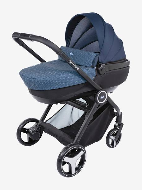 "Kombibuggy ""Trio Best Friend Comfort' CHICCO® - beige+oxford+stone - 10"