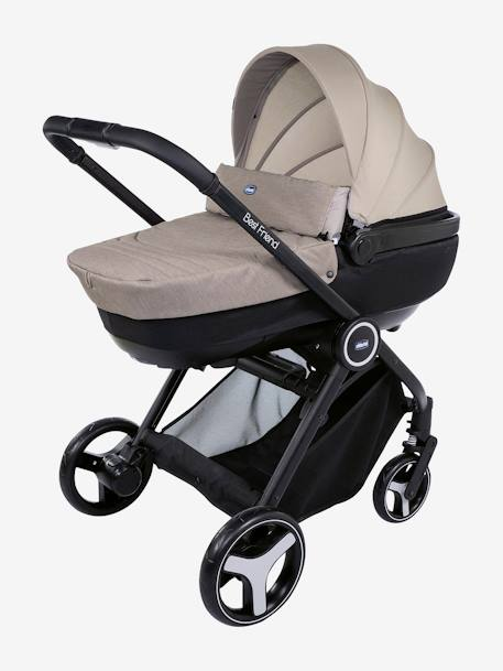 "Kombibuggy ""Trio Best Friend Comfort' CHICCO® - beige+oxford+stone - 3"