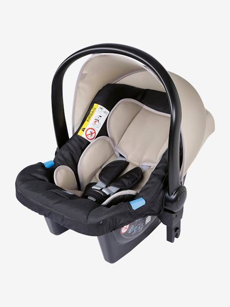 "Kombibuggy ""Trio Best Friend Comfort' CHICCO® - beige+oxford+stone - 5"
