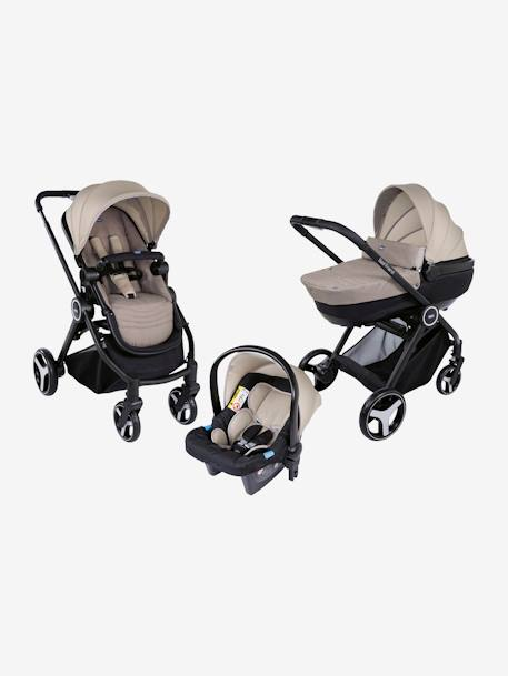 "Kombibuggy ""Trio Best Friend Comfort' CHICCO® - beige+oxford+stone - 1"