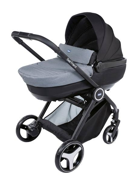 "Kombibuggy ""Trio Best Friend Comfort' CHICCO® - beige+oxford+stone - 20"