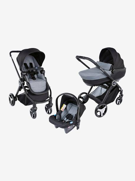 "Kombibuggy ""Trio Best Friend Comfort' CHICCO® - beige+oxford+stone - 19"