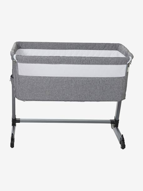 Co-Sleeping Babykrippe 'Contactbed' - grau - 3