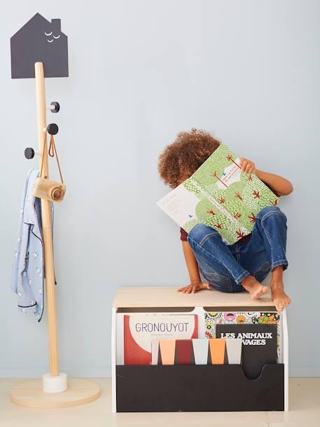 WERBUNG – Büchertruhe