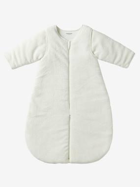 schlafsack-overall-fur-babys-mikrofaser-einfarbig-hellweiss-gro-e-70cm-von-vertbaudet